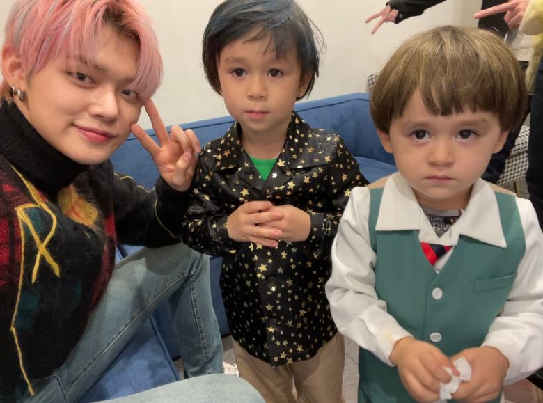"""Find Out Which TXT Members Are The Biases Of William And Bentley From """"The Return Of Superman"""""""
