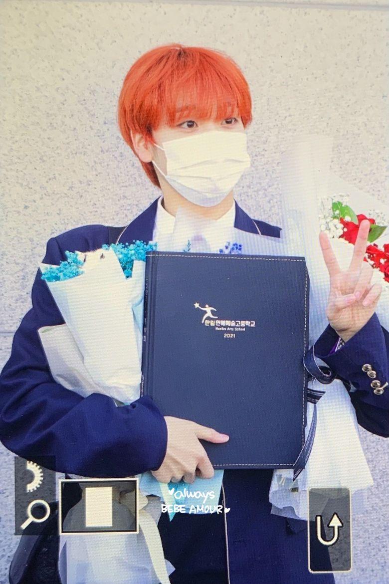 7 K-Pop Idols Graduate From Hanlim Multi Art School 2021