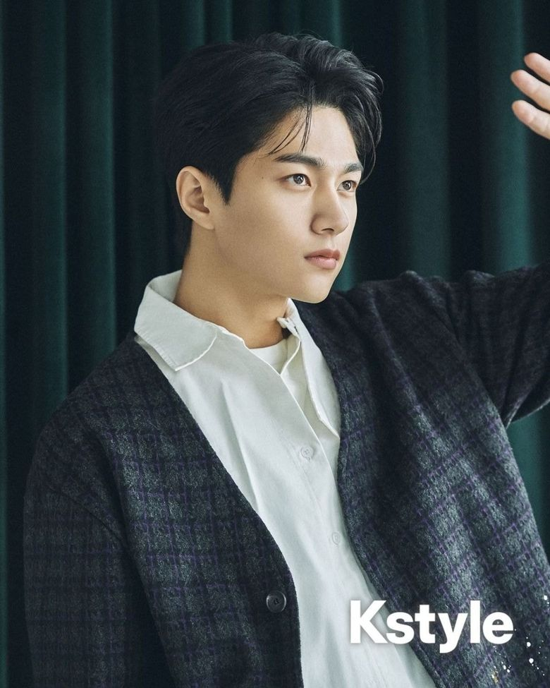 """Kim MyungSoo's Visuals Are Dashing In These New Pictures For """"Kstyle"""""""