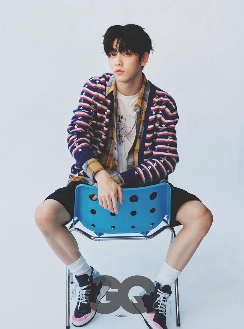 7 Male K-Pop Idols Seen Wearing The Same 'CELINE' Cardigan