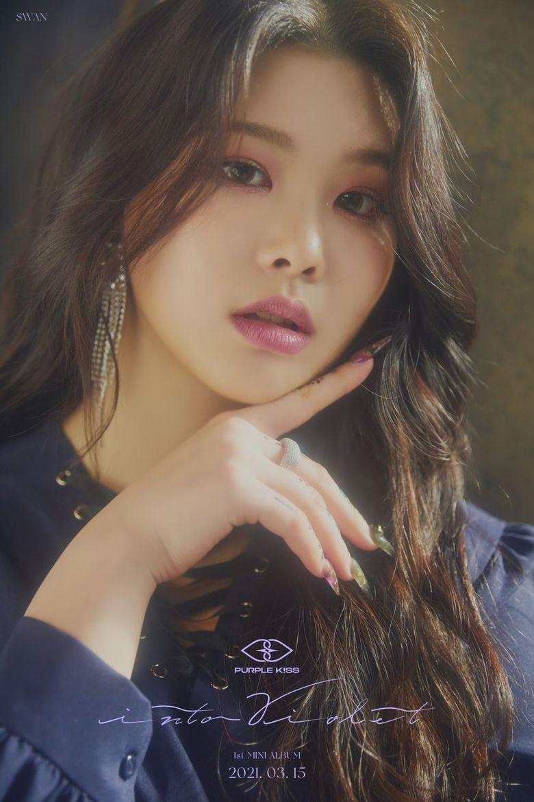 PURPLE KISS's Swan Is The Only K-Pop Idol From RBW Entertainment Who Debuted As A Teenager