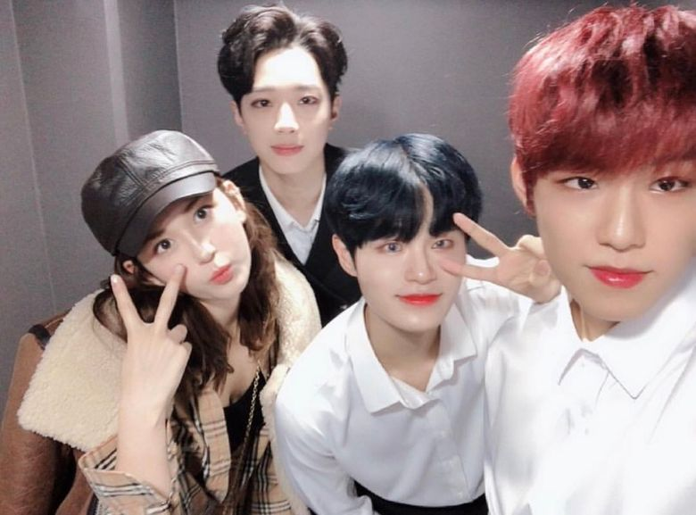 Idols Who Have Been Friends For Over 10 Years