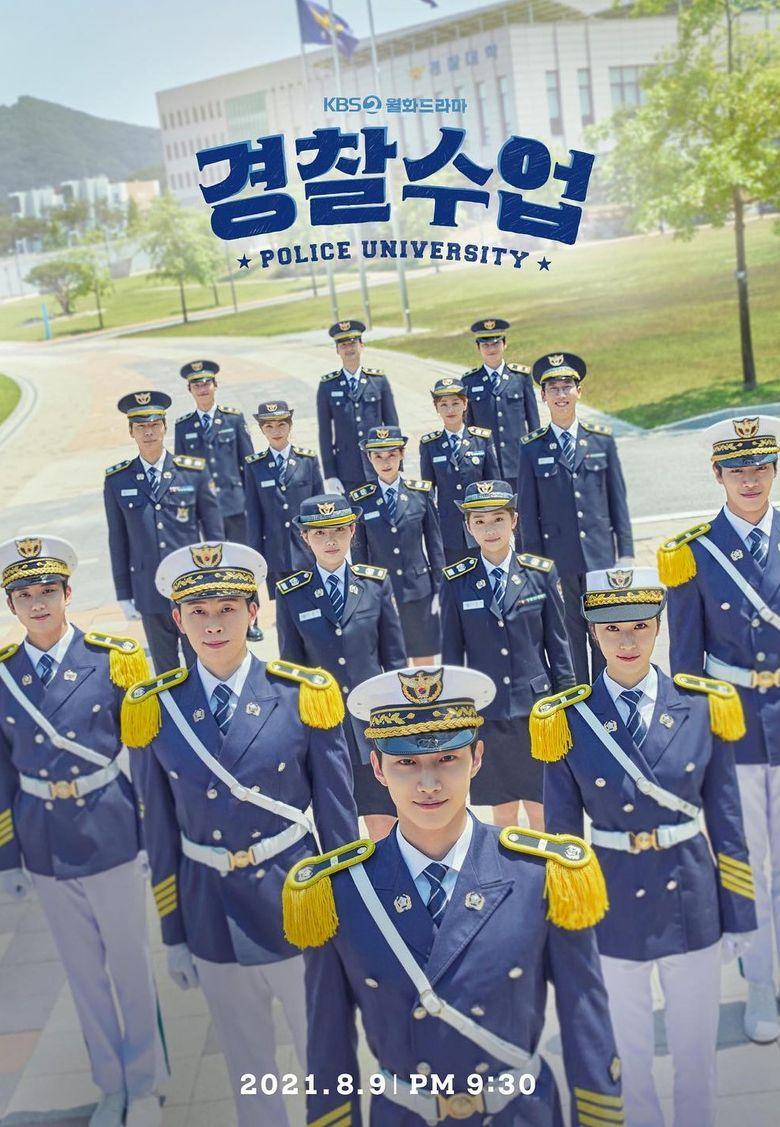 """Police University"" (2021 Drama): Cast & Summary"