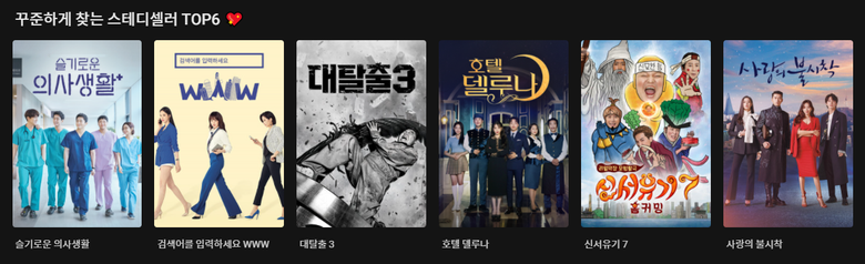 The Most Watched K-Dramas & TV Shows On TVing In The First Half Of 2021