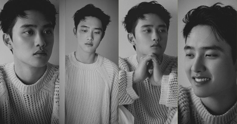 """EXO's D.O Ushers In Spring With Latest Solo Album """"Empathy"""""""