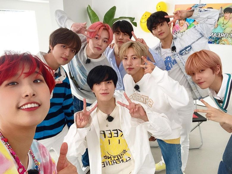 JaeJae Is Back Once Again With NCT DREAM And We Can't Stop Laughing