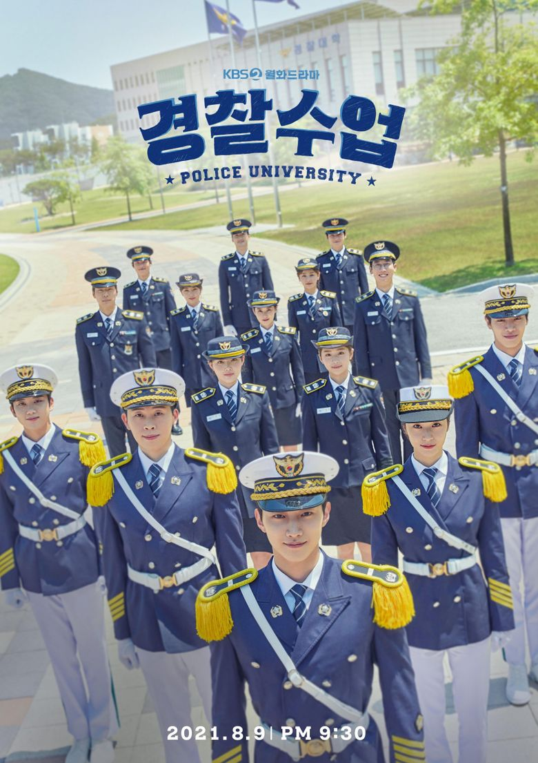 JinYoung Looks Dashing In His Police Uniform Making Fans Beg To Be Arrested By Him