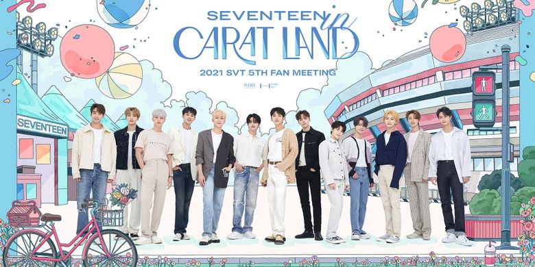 """Exclusive Review: 5th Fan Meeting """"SEVENTEEN In CARAT LAND"""""""