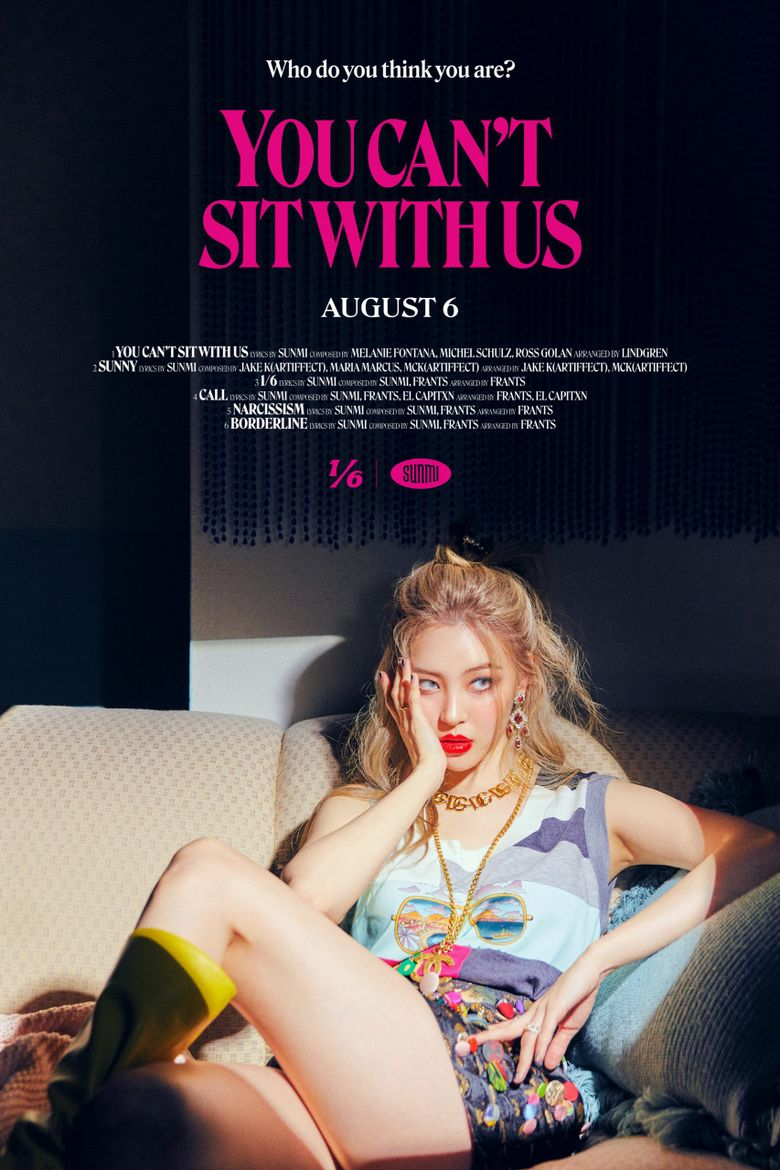 """SunMi Returns With Stunning Y2K Inspired EP """"1/6"""""""