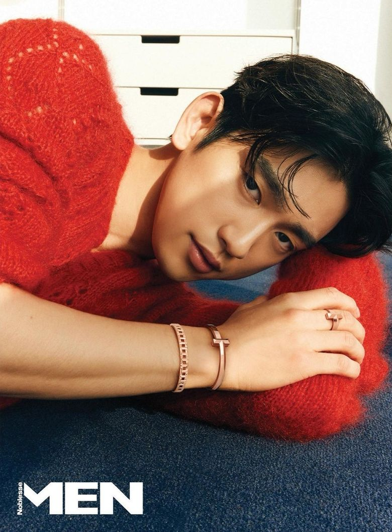 GOT7's JinYoung Is Serving Looks In His Latest Instagram Posts