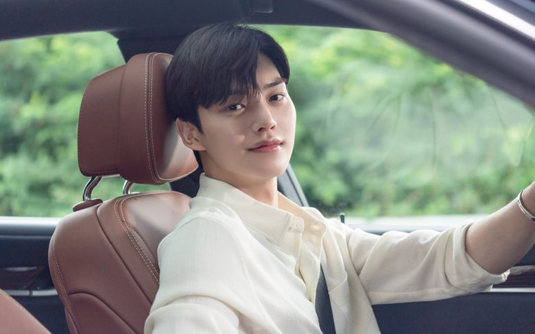6 Actors Handsomely Driving Cars In Dramas (Part 2)