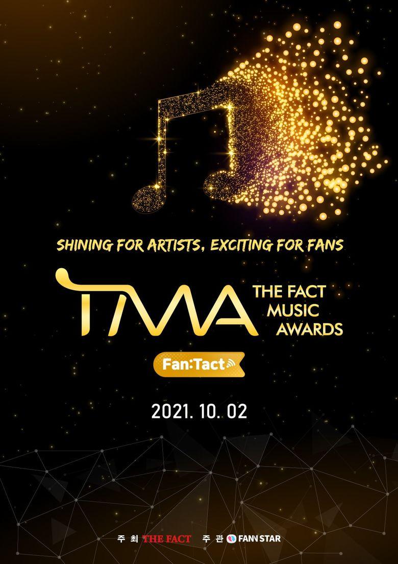 2021 TMA The Fact Music Awards: Lineup