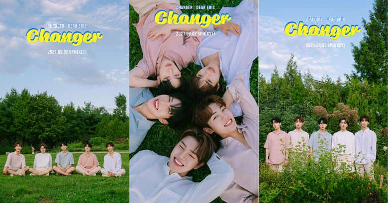 """A.C.E Brings Us The Nostalgia, Innocence And Playfulness In Latest Comeback With """"Changer: Dear Eris"""""""