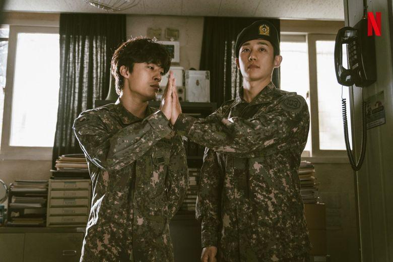 "This Is How Jung HaeIn's Latest Netflix Original ""D.P."" Performed On Netflix Worldwide"