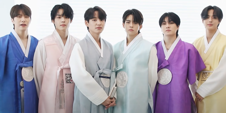 36 K-Pop Idols Who Posted Pictures In Their Traditional Clothes For Chuseok