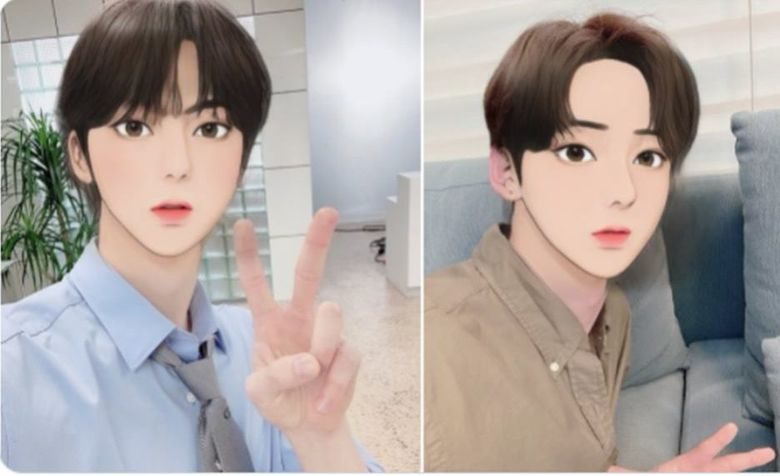 Netizens Are Transforming K-Pop Idols Into Webtoon Characters And We're Living For It
