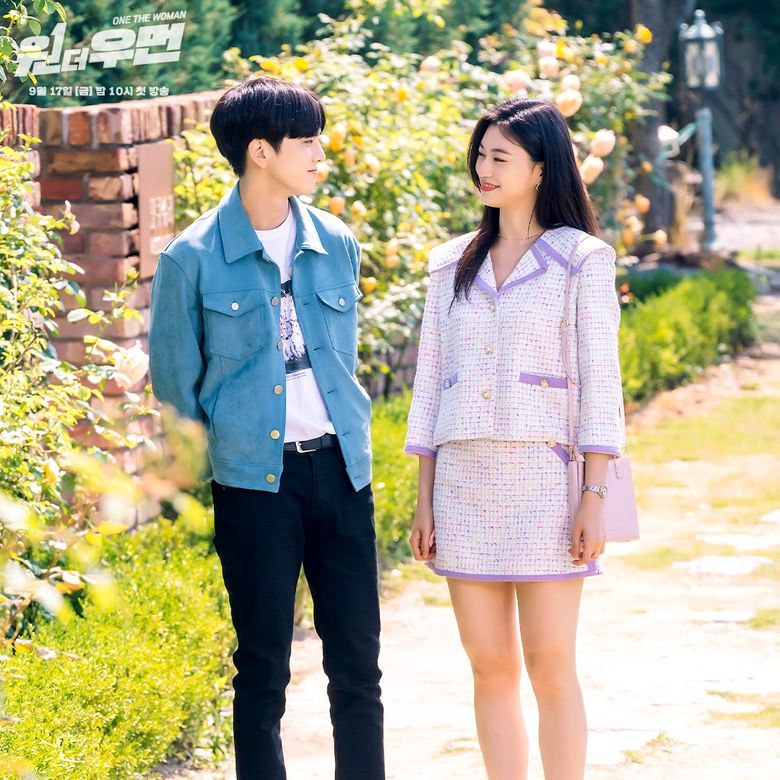 "THE BOYZ's YoungHoon And Weki Meki's Kim DoYeon Will Be A Couple In Upcoming Drama ""One The Woman"""
