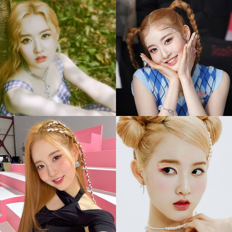 STAYC's SiEun As An Idol Vs. An Actor: Which Look Do You Like Better?