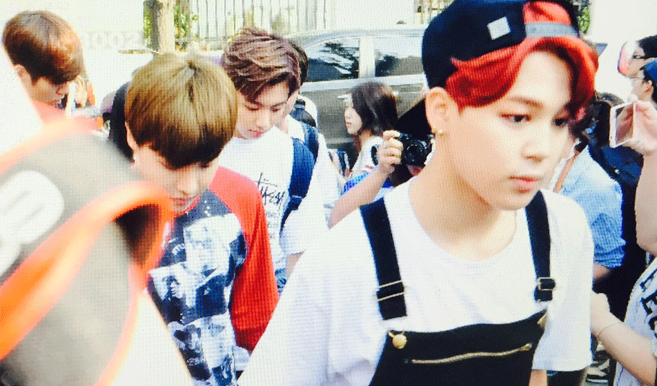 [PREVIEW] 150703 K-idols Arriving at Music Bank