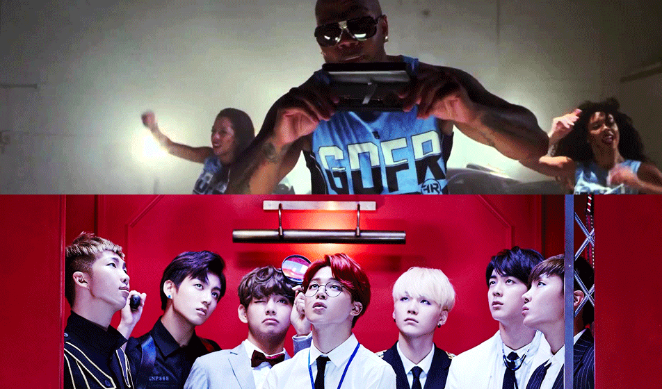 BTS FLO RIDA, BTS DOPE, BTS 2015, BTS COMEBACK, BTS EXO, FLO RIDA GDFR, DOPE GDFR, BTS plagiarizING