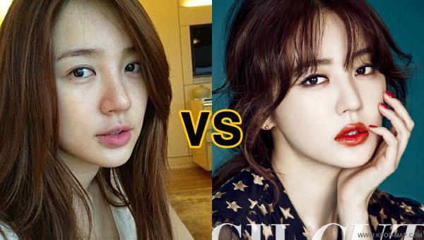 11 korean celebs without makeup � kpopmap